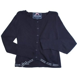 French Toast Girls 2T-4T Sweater with Ribbon Trim