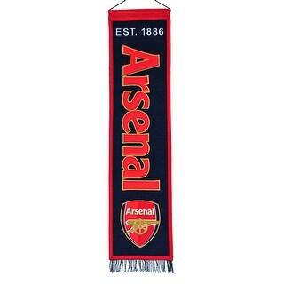 English Premiership Arsenal Spirit Banner