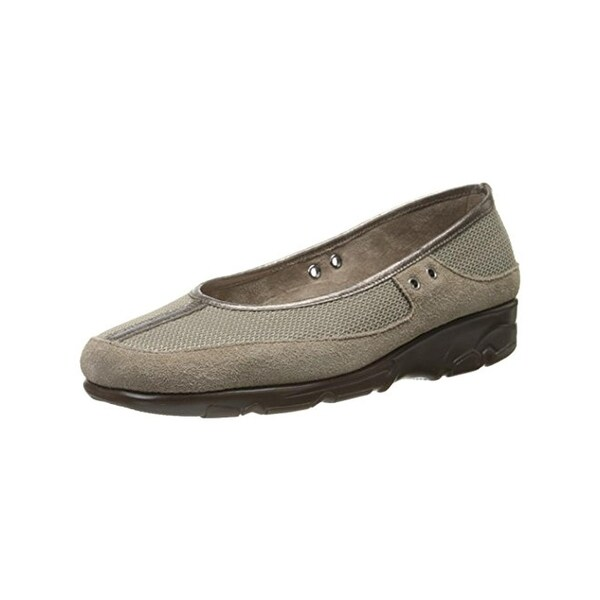 Aerosoles Womens Neutron Loafers Casual Round Toe - 6 medium (b,m)