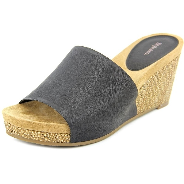 Style & Co Jackeyy Women Open Toe Synthetic Wedge Sandal