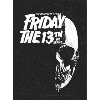 Friday the 13th: Series Complete Series [DVD]