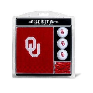 University of Oklahoma Embroidered Towel Gift Set
