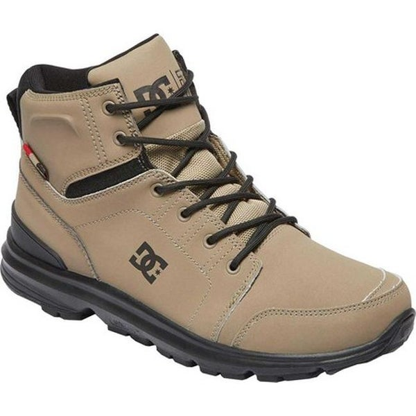 DC Shoes Men's Torstein Boot Timber