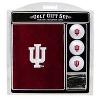 Team Golf 21420 Indiana Hoosiers Embroidered Towel Gift Set