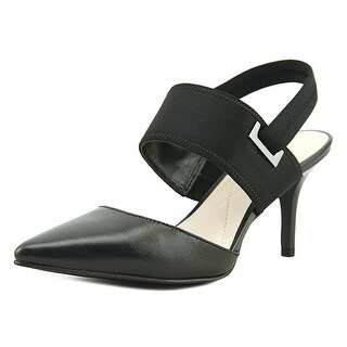 Alfani Womens Jolum Pointed Toe Slingback Classic Pumps
