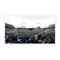 Los Angeles-Dodger Stadium-Touch of Color Baseball Ballparks-36x20 Canvas ToC
