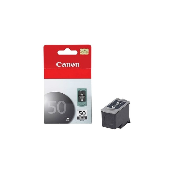 Canon PG-50 Ink Cartridge - Black PG-50 Ink Cartridge - Black