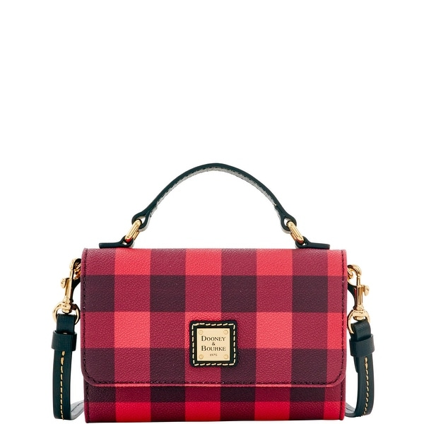 Dooney & Bourke Tucker Small Mimi Crossbody (Introduced by Dooney & Bourke at $168 in Sep 2016) - Red