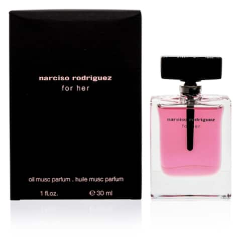 Narciso Rodriguez For Her/Narciso Rodriguez Oil Musc Parfum 1.0 Oz (30 Ml) Women'S