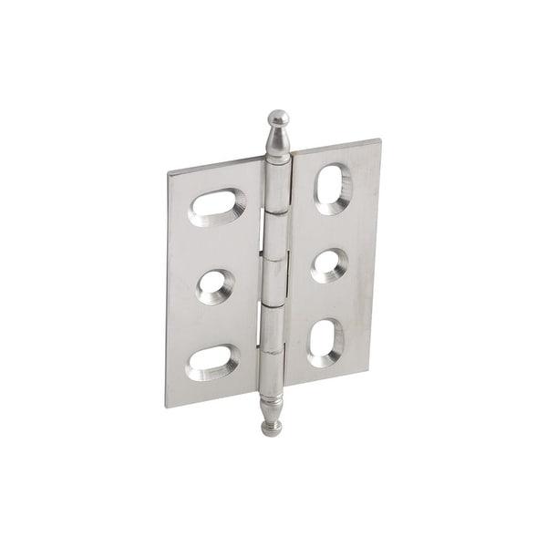 Hafele 354 17 600 Elite Full Inset Cabinet Door Hinge With Two Way Adju