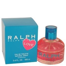 Eau De Toilette Spray (2016) 3.4 oz Ralph Lauren Love by Ralph Lauren - Women