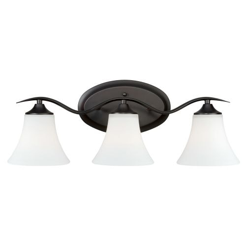 Vaxcel Lighting W0094 Cordoba 3 Light Bathroom Vanity Light - 22.5 Inches Wide