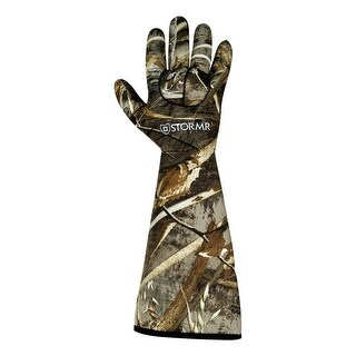 Stormr Gloves Mens Stealth Gauntlet Neoprene