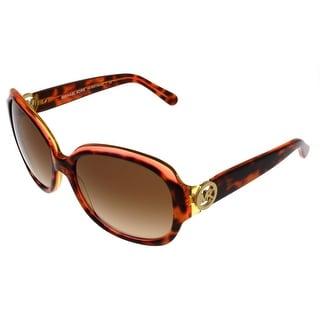 Michael Kors MK6004 KAUAI 300413 Tortoise/Pink Square Sunglasses