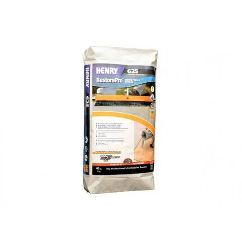 HERNY 16362 RestorePro Concrete Resurfacer, #625, 40 Lb