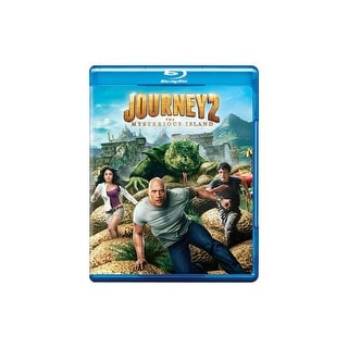 JOURNEY 2-MYSTERIOUS ISLAND (BLU-RAY/DVD/2 DISC COMBO/FF-16X9)
