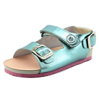 Falcotto Open-Toe Synthetic Slingback Sandal