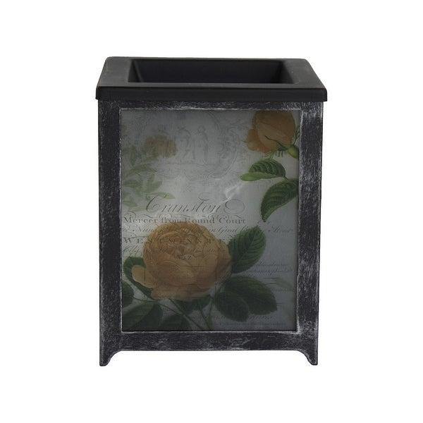 Scentsationals Home Indoor Decorative Rose Blooms Full Size Wax Warmer