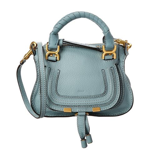 Chloe Marcie Mini Leather Satchel