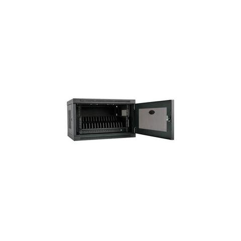 Tripp lite cs16usb 16port chrg sync station - Black