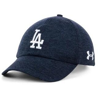 Under Armour Women's Renegade Twist Stretch Cap Hat MLB Los Angeles (LA Dodgers)