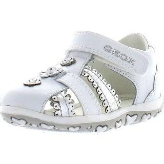 Geox Girls Baby Bubble Cute Fisherman Sandals