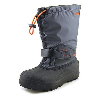 Columbia Powderbug Forty   Round Toe Synthetic  Snow Boot