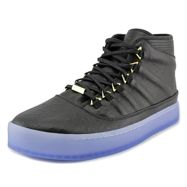 Jordan Jordan Westbrook O Men Round Toe Leather Black Basketball Shoe