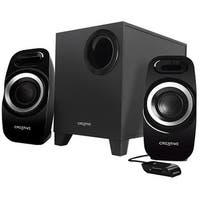Creative Labs 51Mf0415aa002 Inspire T3300 High-Performance 2.1 Speaker System