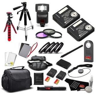 Accessory Kit for the Panasonic Lumix DC-GX850 Micro Four Thirds Mirrorless Camera