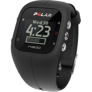 """Polar A300 Fitness and Activity Monitor With HRM - Charcoal Black Fitness and Activity Monitor With H7 Heart Rate Monitor"""