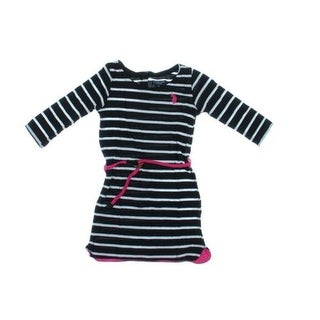 U.S. Polo Assn. Tunic Top Toddler Striped (Option: 4t)