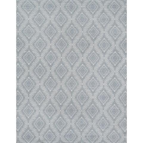 Skyline Decor Grey Easton Rugs in Runner Shape - Big