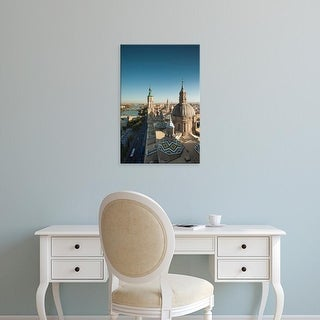 Easy Art Prints Walter Bibikow's 'Zaragoza Province' Premium Canvas Art
