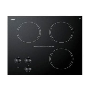 Summit CR3240 230V Tri Electric Cooktop