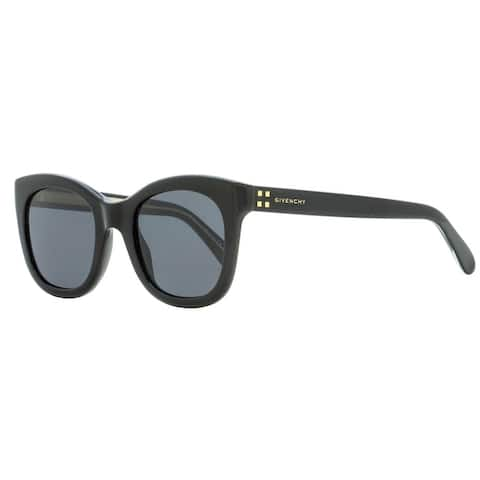 Givenchy GV7103S 807IR Womens Shiny Black 51 mm Sunglasses - Shiny Black