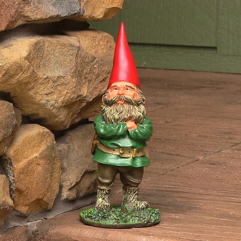 Sunnydaze Woodland Garden Gnomes - Style Options Available, Must Choose - Thumbnail 0