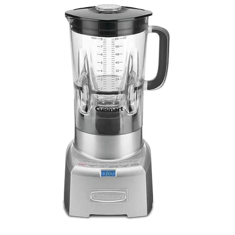 Cuisinart CBT-1000FR PowerEdge 1.3 Horsepower Blender with BPA Free Jar, 64-Ounce, Brushed Stainless, Certified Refurbished