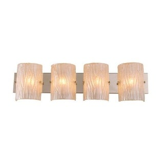 Alternating Current AC1304 Brilliance 4 Light Wall Sconce ADA Compliant