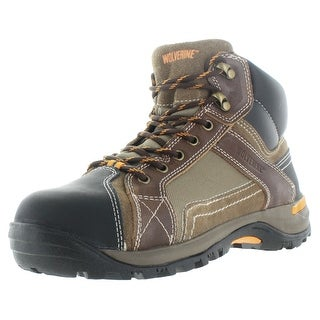 Wolverine Chisel Mid Men's Steel Toe Work Boots