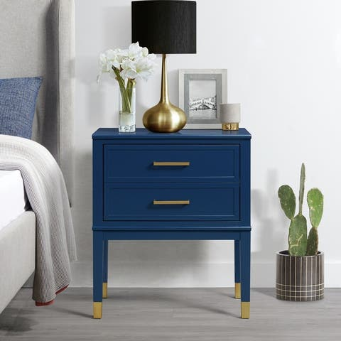Picket House Furnishings Brody Side Table in White