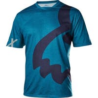 Fox Racing Indicator Short Sleeve Eyecon Jersey - 18438-522 - Heather Blue