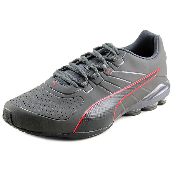 Puma Voltage 180 SL Round Toe Synthetic Running Shoe