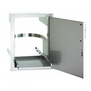 Fire Magic 20 x 14 Single Access Door with Left Hinge with Tank Tray