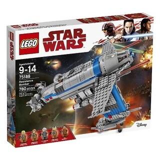 LEGO(R) Star Wars(TM) Resistance Bomber (75188)