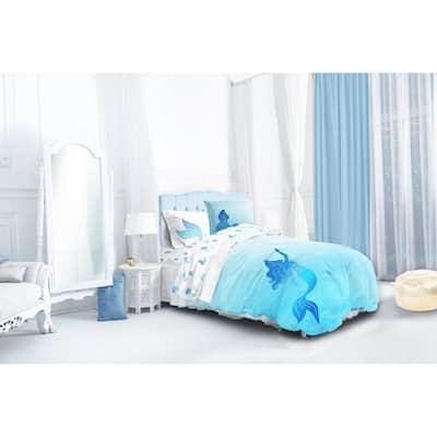Little Mermaid Jewel Bed Set