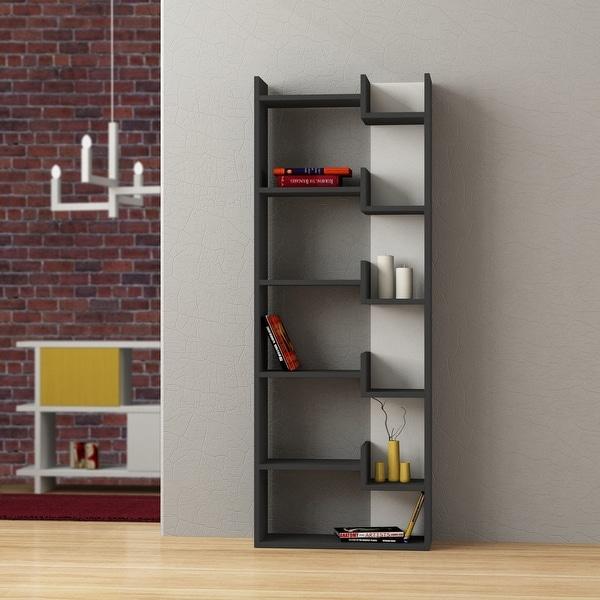 Carson Carrington Mosstugan Modern Bookcase. Opens flyout.