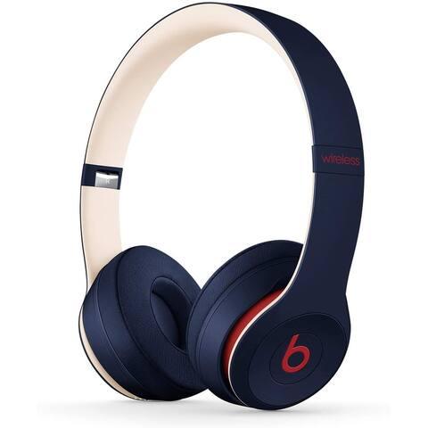 Beats Solo3 Wireless On-Ear Headphones - Apple W1 Headphone Chip,