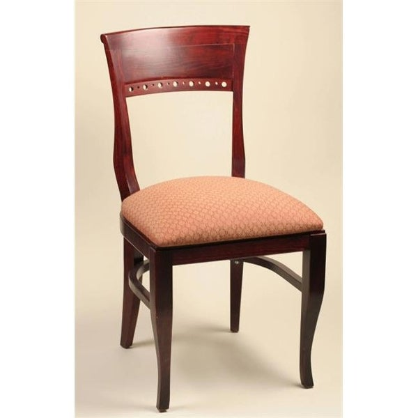 Genial Alston Quality 3650 W American Beauty Biedermeier Chair Walnut Frame