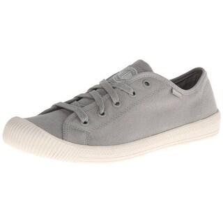Palladium Womens Flex Lace Casual Shoes Canvas Flats